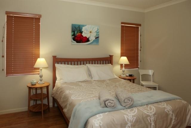 Bedroom 1 Rockpool Beach House