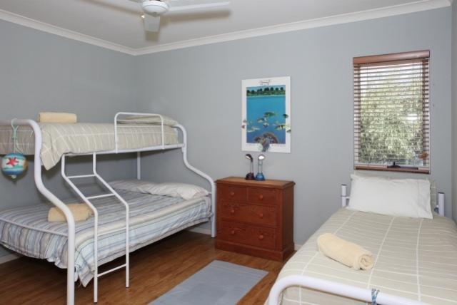 Bedroom 3 Rockpool Beach House