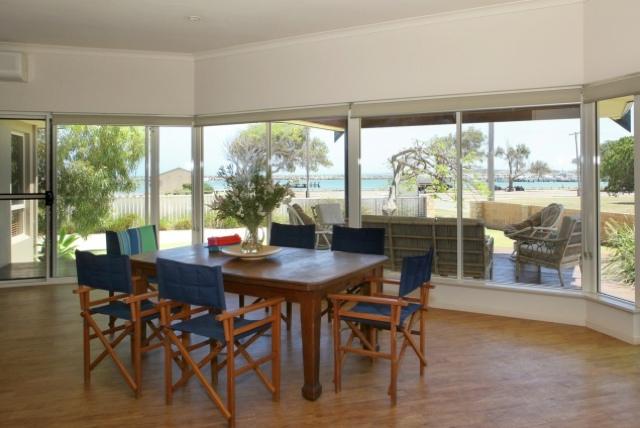 Dining Area Rockpool Beach House