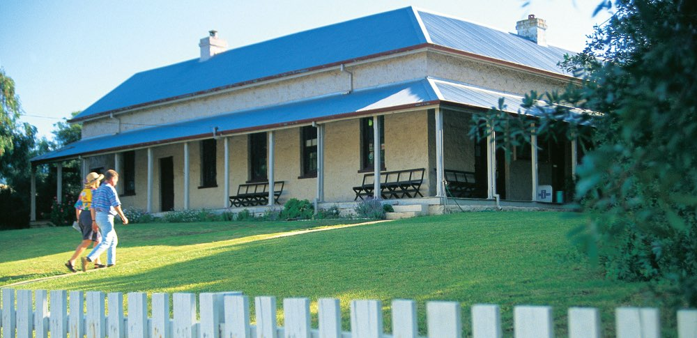 Old Police Station, Dongara