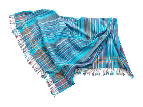 Blue Kikoy sarong